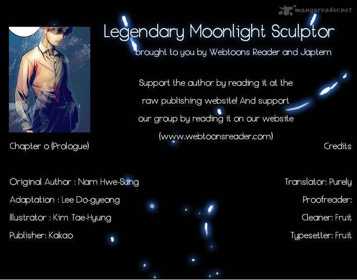 Legendary Moonlight Sculptor - Chapter 1 - 1