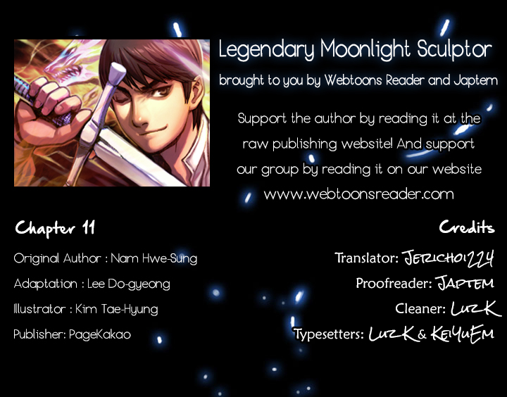 Legendary Moonlight Sculptor - Chapter 11 - 1