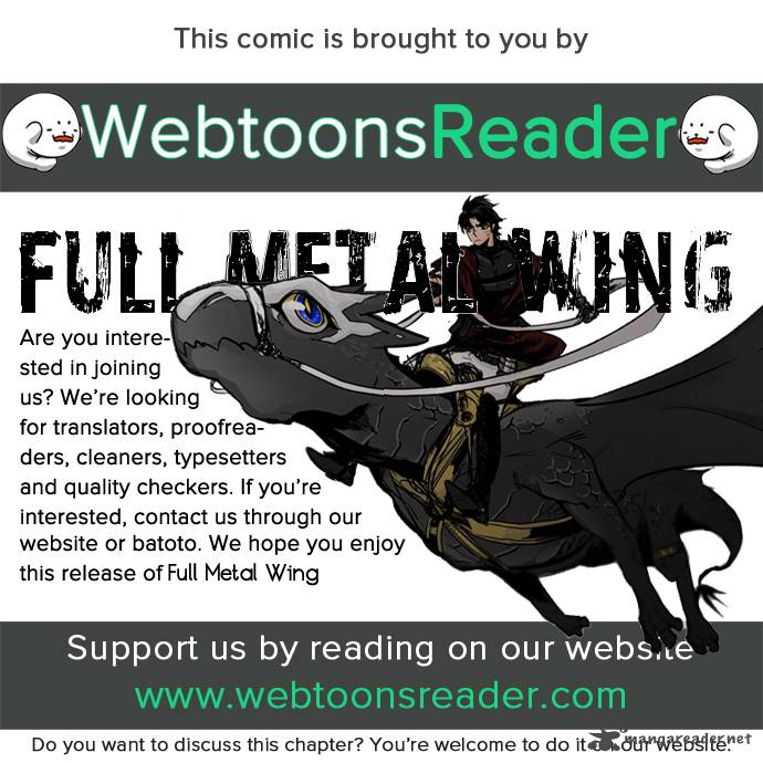 Full Metal Wing - Coward Dragon Chapter 01 - 1