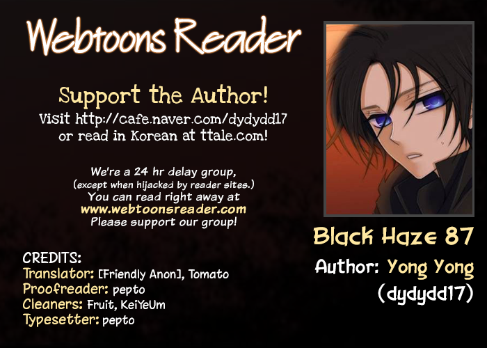 Black Haze - Chapter 87 - 1