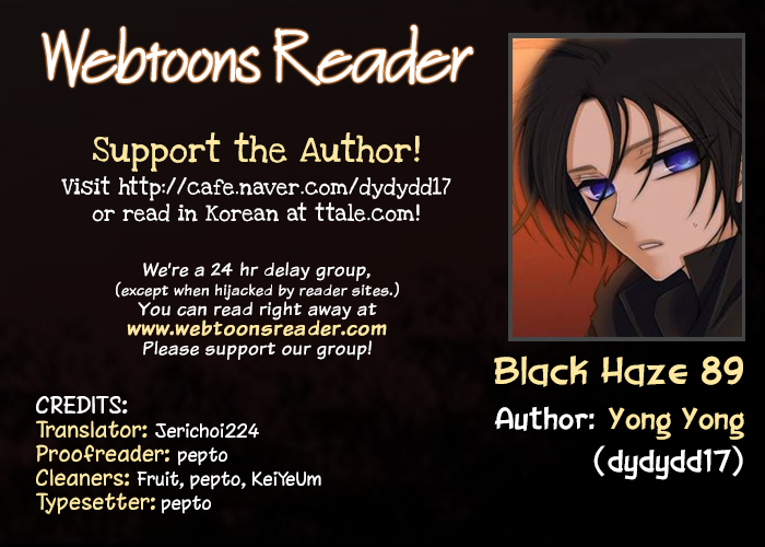 Black Haze - Chapter 89 - 1