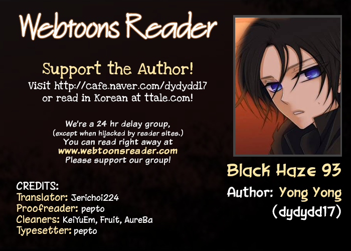 Black Haze - Chapter 93 - 1